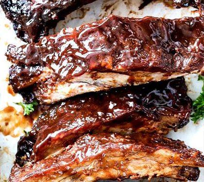 Barbecue omáčka – nejlepší jakou znám!