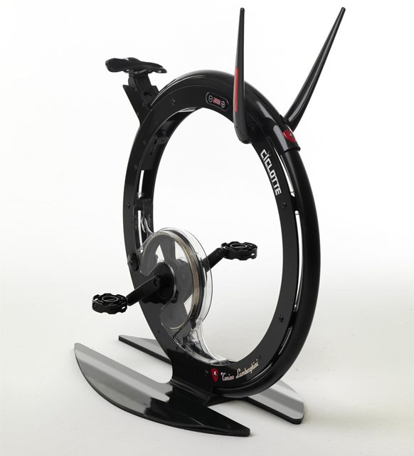 Futuristický rotoped – Ciclotte – věci které chceme