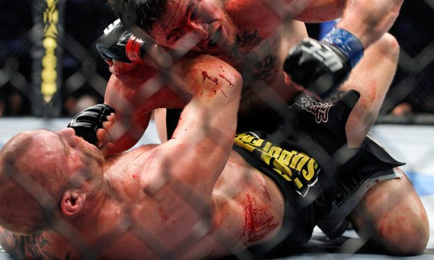5 nejbrutálnějších knockoutů v historii MMA