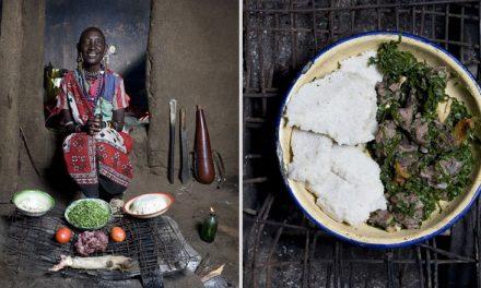 Co vaří babičky po celém světě?