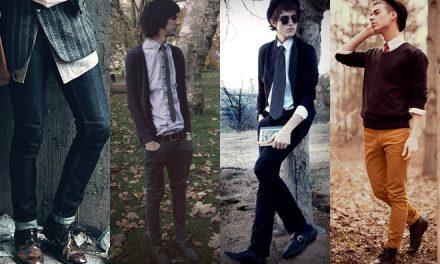 Umění nosit boty