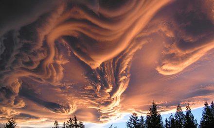 Ohromující mraky, které jste ještě neviděli