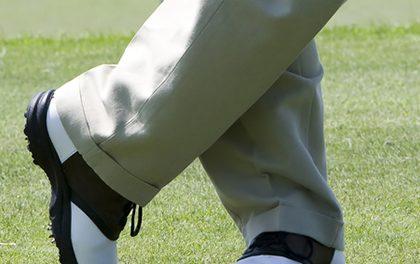 Styl na golfu