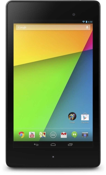 tablet google nexus