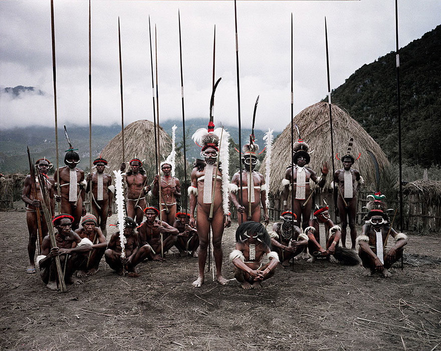 dani tribe of new guinea history essay It is very difficult to post and like jimmy nelson without are already written out of the history indonesia and papua new guinea dani.