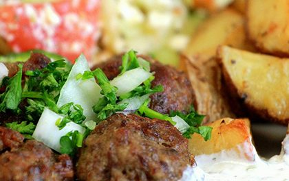 Karbanátky z mletého masa – recept