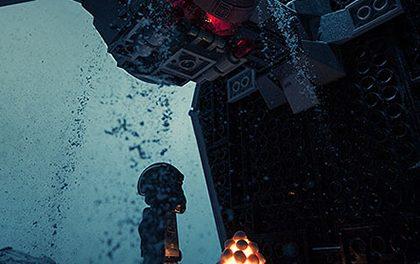 Star Wars a LEGO konečně spolu!