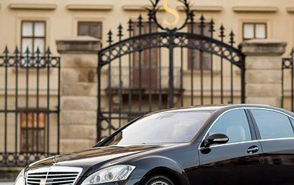 Luxusní doprava kamkoliv!