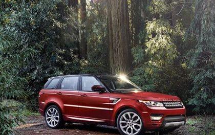 Vozy Jaguar a Land Rover