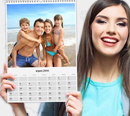 Fotokalendáře zdarma
