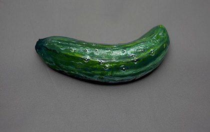 Je to zelené, dlouhé a jí se to! Co to je?