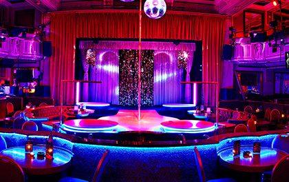 """Narozeninová show v legendárním night clubu, která vás zaručeně """"udělá"""""""