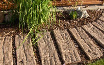 Jarní opravy na terase