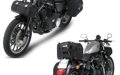 Dovolená na motorce? Víte, kam dát všechny věci?