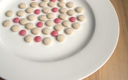 Doplňky stravy během posilování