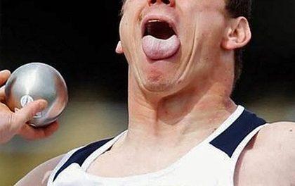 Absurdní výrazy sportovců – Zaručeně pobaví!