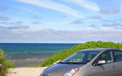 Na co si dát pozor při cestě na dovolenou autem?