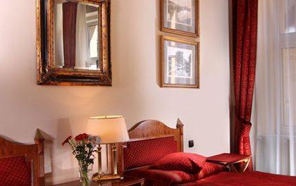 Proč byste se měli ubytovat v Hotel Ariston v Praze?