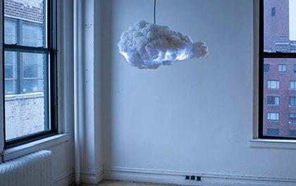 Bouřka ve vašem obývacím pokoji! Nevšední světlo, které dostane i vás!