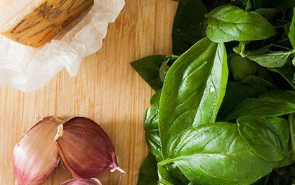 Bazalkové pesto – Perfektní k dochucení nejen těstovin!