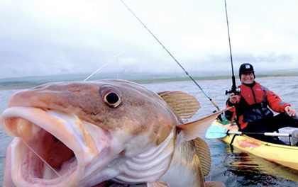 Dovolená na Skandinávském poloostrově – Užijí si ji nejen rybáři!