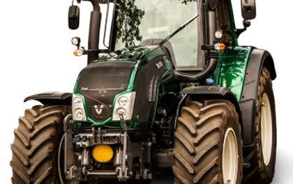 Nadupané stroje stroje lze vidět už i na polích!