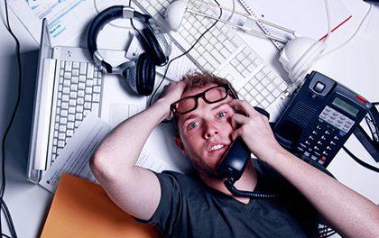 Workoholismus a jeho příznaky – Poznejte zda se to netýká i vás!