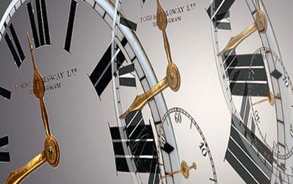 Jak se určuje přesný čas?