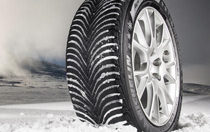 Připravte své auto na zimu – Pneumatiky Michelin Alpin 5 představují to nejlepší!