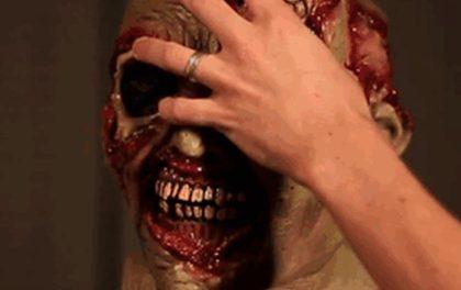 Váš smartphone vám pomůže vytvořit děsivý kostým!