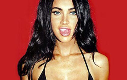 10 důvodů, proč je Megan Fox lepší pozorovat na GIF!