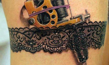 Tetování, které vám nebude dávat smysl!