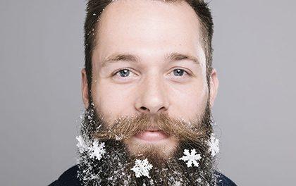 Vánoční styling vousů aneb přichází Decembeard!