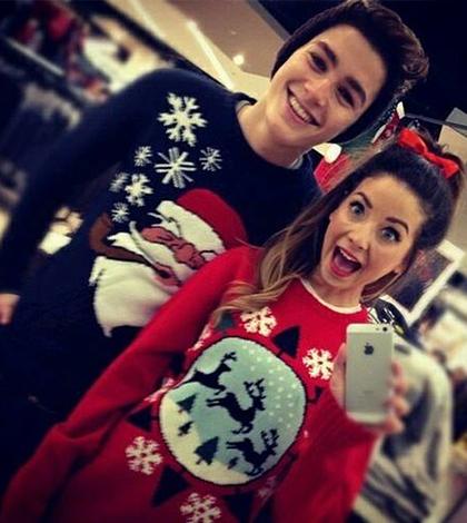 Vánoční trend – Slaďte své oblečení s partnerkou!