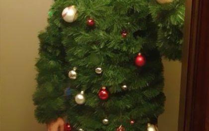 Příšerné vánoční svetry – Není před nimi úniku!