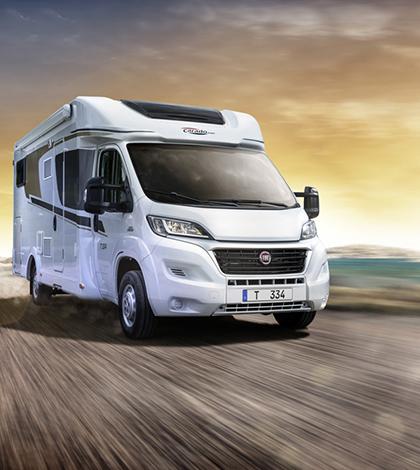 Cestování karavanem nebo obytným vozem? Poradíme, čím vyrazit na letní dovolenou!