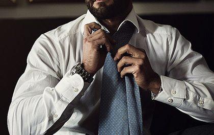 Jak sladit kravatu s košilí? Poradíme