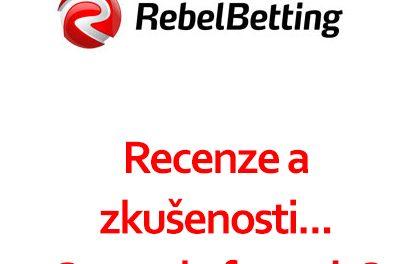 Dá se vydělat sázením na jistotu – recenze rebelbetting.com