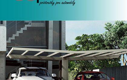 Alternativa klasické garáže je autopřístřešek – Nechte se přesvědčit jeho výhodami!