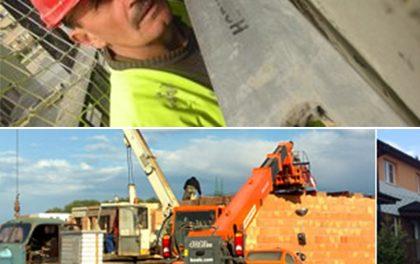 Firma BOBOX zajišťuje kompletní stavební práce