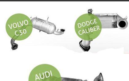 Vstřikovače paliva pro dodávky