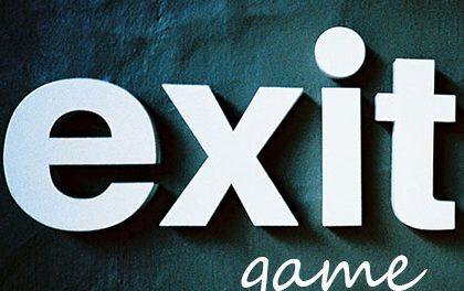 Exit game – Tak trochu jiný zážitek!