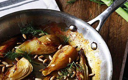 Luxusní příloha ke kuřecímu – Zkuste pečený fenykl!