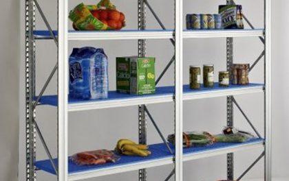 Regály do domácnosti zajistí pořádek a přehled v uskladněných věcech