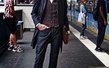 Tenhle děda má pravděpodobně více stylu než vy!