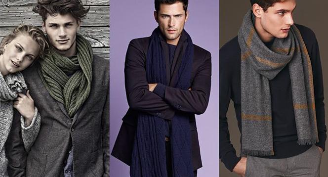 Jak nosit pánskou šálu  Nechte se inspirovat vyladěnými outfity 3a0cf5645f