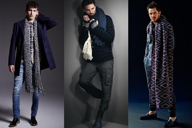 c3332a1599b Jak nosit pánskou šálu  Nechte se inspirovat vyladěnými outfity