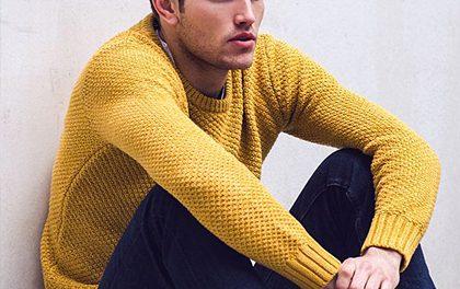 Jak si vybrat pánský svetr na podzim a zimu 2015?