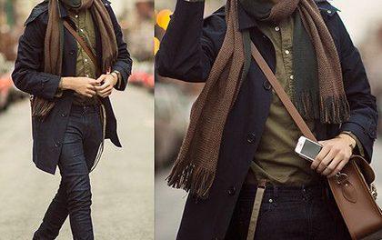 Trend pro zimu 2015/16 – Pánské bekovky dodají módní charisma