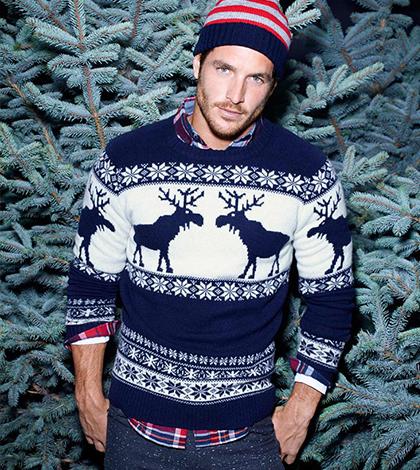 Originální vánoční svetry pro muže – Slaďte svůj outfit se svátky! c4878ee1cd